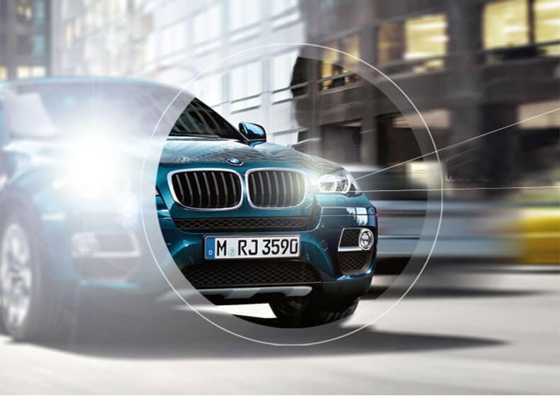 Giúp an toàn hơn trong khi tham gia giao thông không bị chói mắt