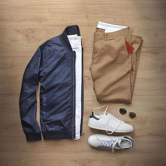 Mặc đẹp mùa đông nhóm đồ 3