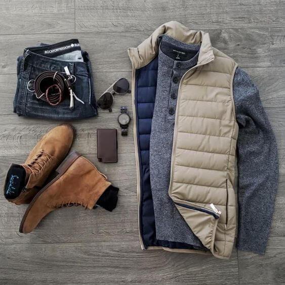 Mặc đẹp mùa đông tuần 1