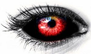 Ảnh minh họa đau mắt đỏ