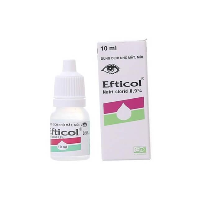 Dung dịch nước muối sinh lý NaCl