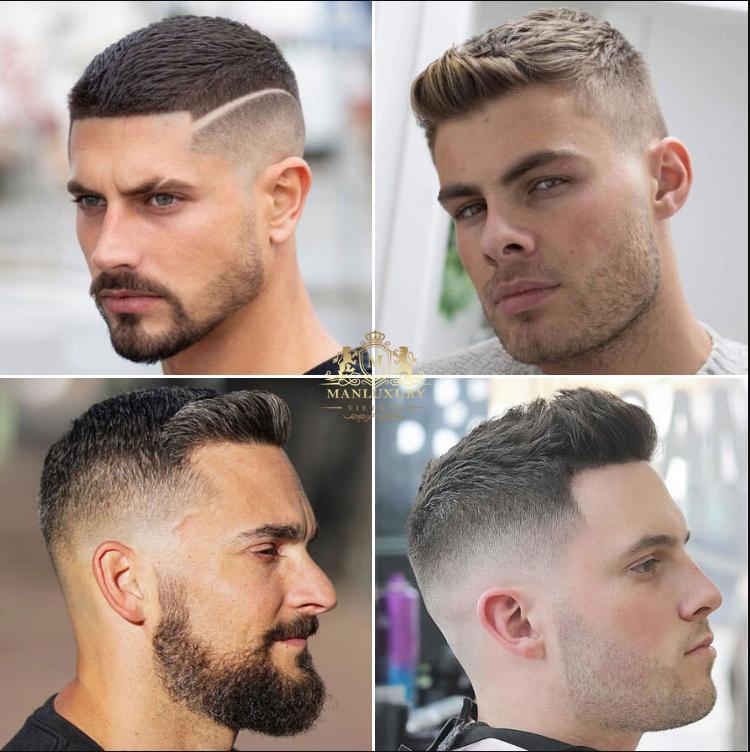 Kiểu tóc Crew-cut