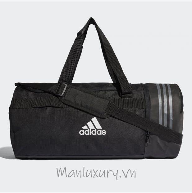 Adidas Convertible 3-Stripes Duffle Bag Medium