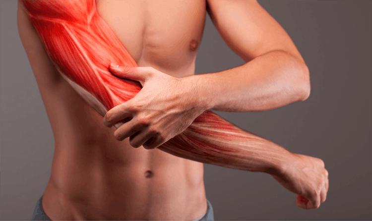 Hiện tượng đau cơ khi tập thể dục