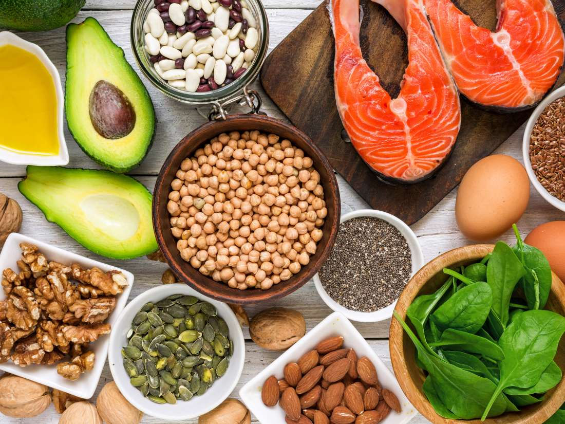Thực phẩm giàu Omega-3